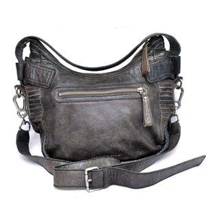 Liebeskind Leather Crossbody Messenger Bag